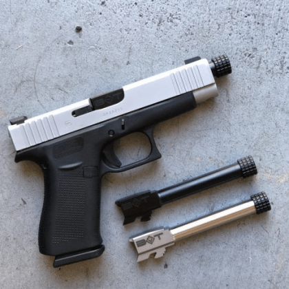 Backup Tactical Introduces New Glock 48 Threaded BarrelThe Firearm Blog