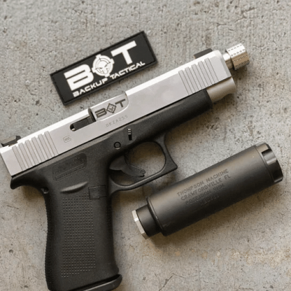 Backup Tactical Introduces Their New GLOCK 48 Threaded Barrel The Truth About Guns