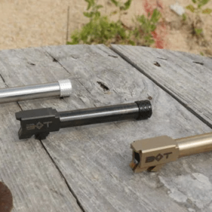 Backup Tactical Threaded GLOCK Barrels Gear Review The Truth About Guns