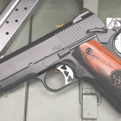 Gun Review Dan Wesson Vigil Commander 9mm 1911 The Truth About Guns