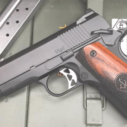 Gun Review Dan Wesson Vigil Commander 9mm 1911 The Truth About Guns